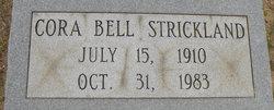 Cora Bell <i>Strickland</i> Strickland