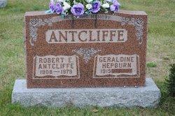 Geraldine <i>Hepburn</i> Antcliffe