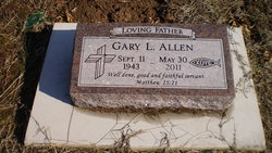 Gary Leon Allen