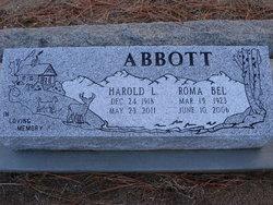 Harold Lester Abbott