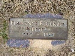 Florence Ernestine <i>(Seager) Gerber</i> Diepstra