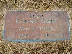 Florence Florabelle <i>Gerber</i> Van Zytveld