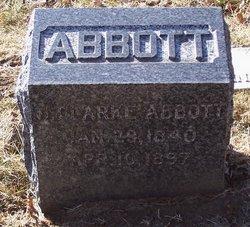 J Clarke Abbott