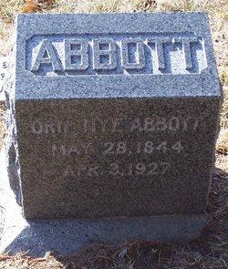 Orianna Abbott