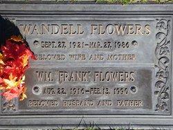 Wandell <i>Butler</i> Flowers