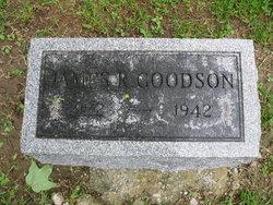 James R Goodson