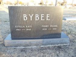 Estelle Catherine Kate <i>VanWinkle</i> Bybee