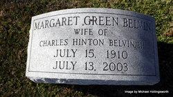Margaret Rose <i>Green</i> Belvin