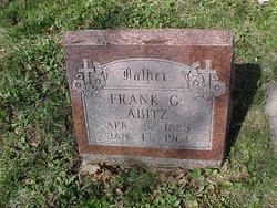 Franz Gottlieb Gottfried Frank Abitz