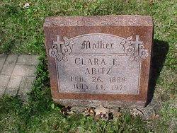 Clara Emilie Lena <i>Broehm</i> Abitz