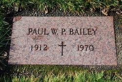 Paul William Bailey