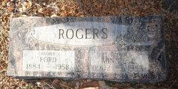 Minnie L. <i>Hall</i> Rogers