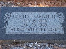 Cletis I. Arnold