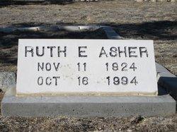 Ruth Eileen <i>Shirley</i> Asher