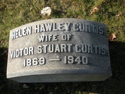 Helen <i>Hawley</i> Curtis