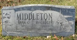 Anna C Middleton