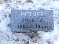 Susie Bell <i>Henderson</i> Adams