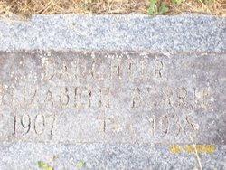 Elizabeth Burrie