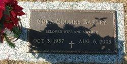 Cora <i>Collins</i> Baxley