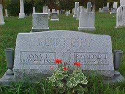 Anna <i>Donaldson</i> Burkett