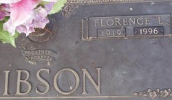 Florence L. Gibson