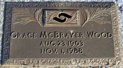 Grace <i>McBrayer</i> Wood