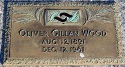 Oliver Gillan Wood