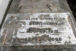 Adeline L. <i>Spencer</i> Stansberry