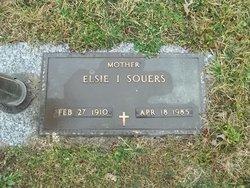 Elsie Irene <i>Boyd</i> Souers