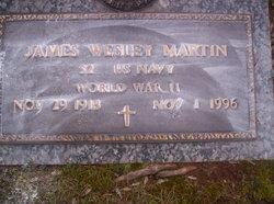 James Wesley Wes Martin