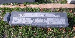 Lela Bertha <i>Dodson</i> Cook