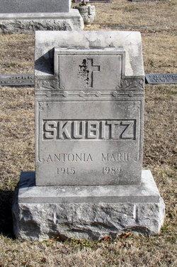 Antonia Marie Skubitz