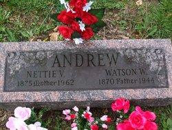 Nettie V <i>Shreck</i> Andrew