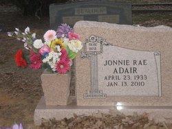 Jonnie Rae Adair