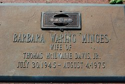 Barbara Waring <i>Minges</i> Davis