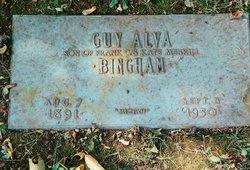 Guy Alva Bingham