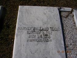 Harvey Dillard Hand