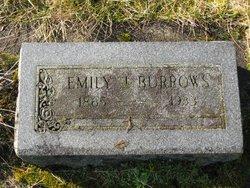 Emily J <i>Knight</i> Burrows