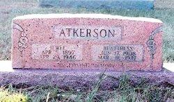 Essie Beatress <i>Britton</i> Atkerson