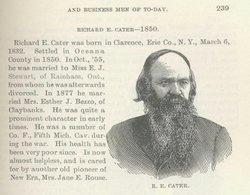 Richard E Cater