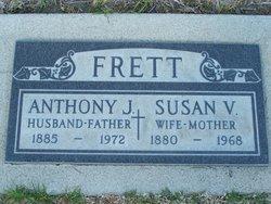 Susan V Frett
