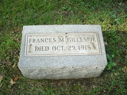 Frances M. Gillespie
