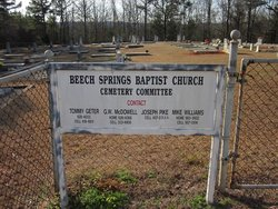 Beech Springs Baptist Church Cemetery