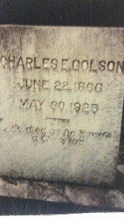 Charles E. Golson