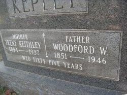 Woodford W Kepley