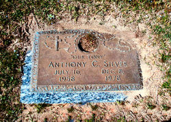 Anthony Clyde Tony Silver