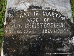 Hattie Mary Mamie <i>Skipper</i> Christodoulou