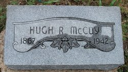 Hugh Robert McCoy