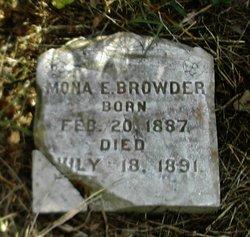 Mona Elizabeth Browder