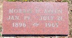 Morris Uhrig Allen, Sr